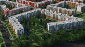 Малоэтажный ЖК «Новый Петергоф»