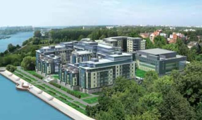 Элитное жилье: жилищные комплексы