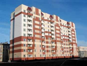 Панельные дома новостройки 14 фотография