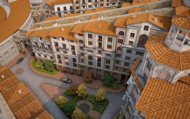ЖК «Итальянский квартал», фото 2
