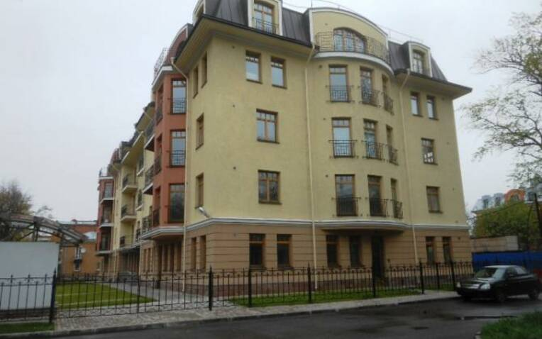 Дом-Мегалит на «Дибуновской», фото 2