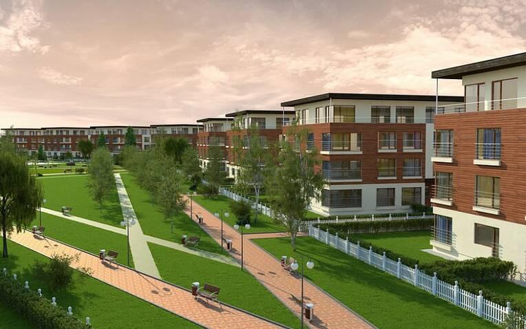 Малоэтажный ЖК «Vnukovo Sport Village», фото 2