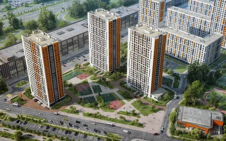 Жилой район «Одинцово-1», фото 1