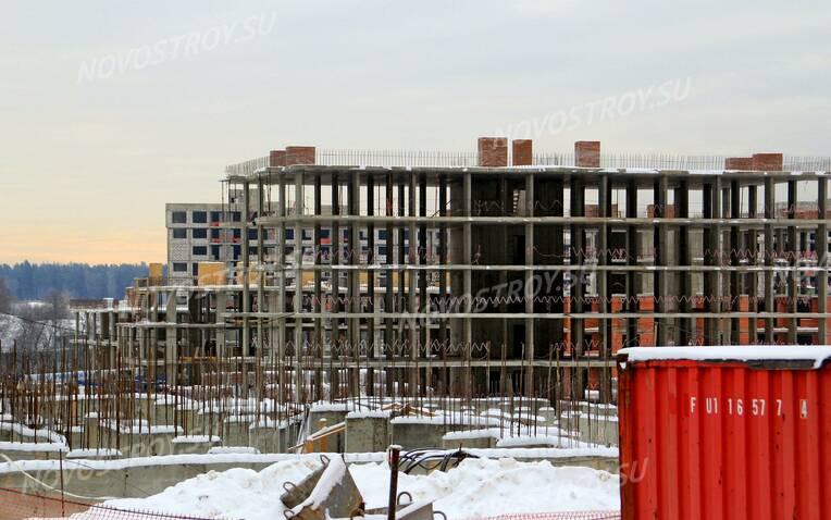 Малоэтажный ЖК «Нахабино Экопарк», фото 2