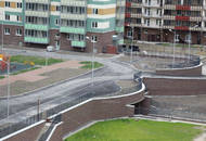 В Кудрово застройщики сдали 4 км новых дорог
