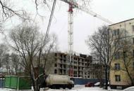 На стройплощадке ЖК «Шереметьевский дворец» продолжаются работы в обход судебного запрета
