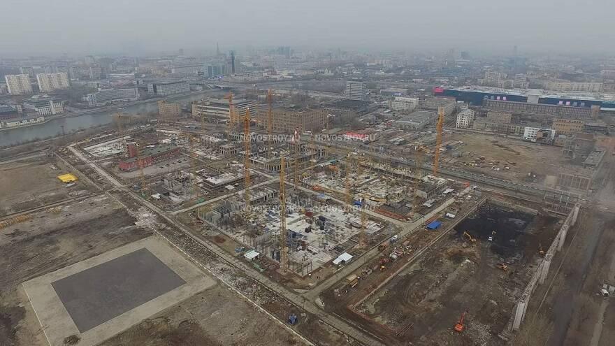 Госдума РФ приняла закон о комплексном развитии промзон