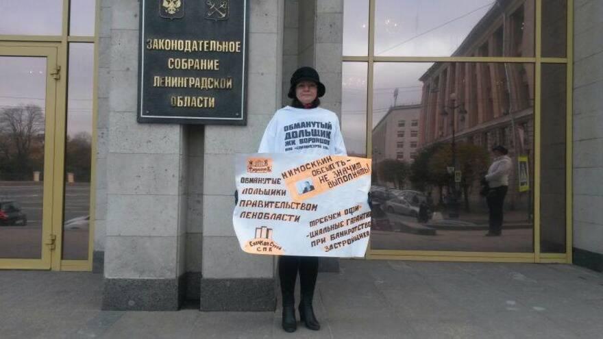 Переплат задостройкуЖК «Воронцов» небудет— руководство Ленобласти