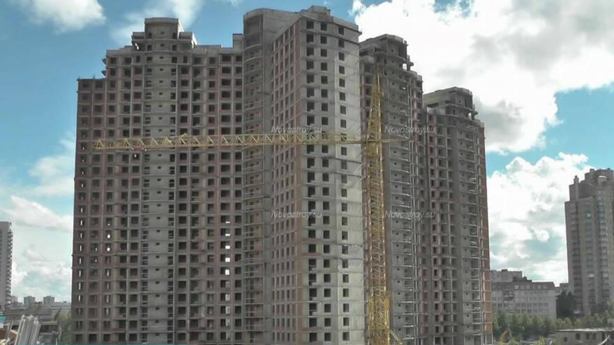 В2014-м году томичи чаще приобретали жилье вкредит
