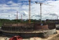 Завод по производству аммиака в Кингисеппе