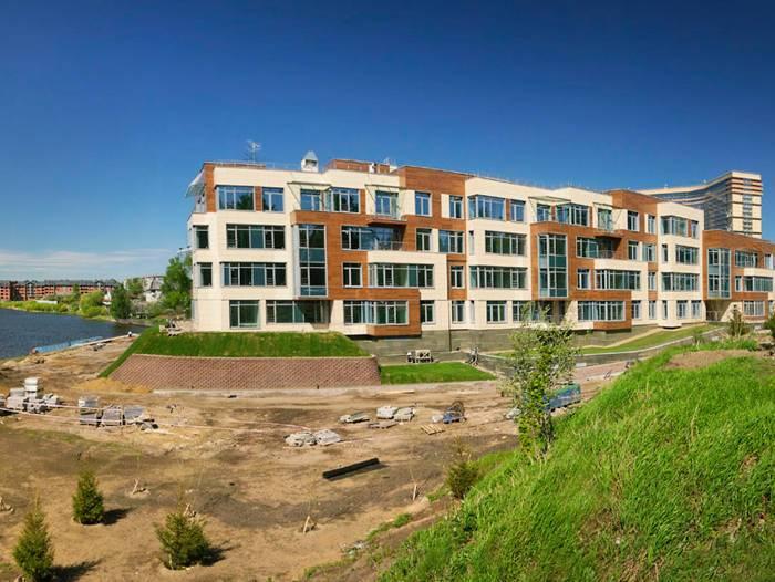 Клубный дом на берегу Суздальского озера: квартиры от застройщика SETL CITY