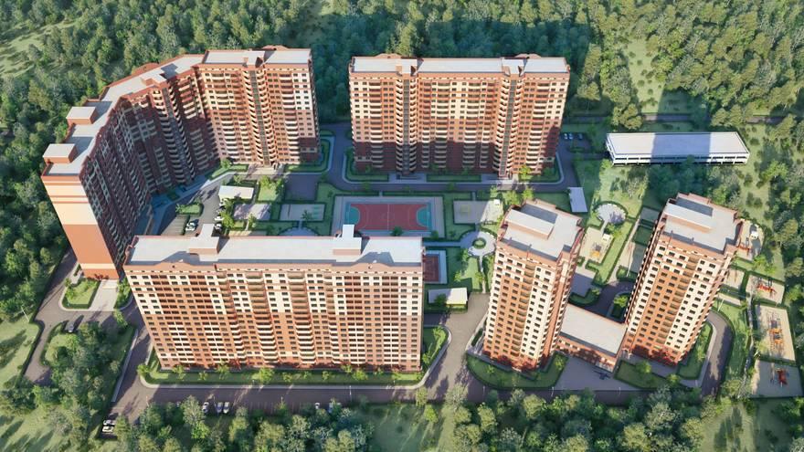 Бюджетное жильё в ближнем Подмосковье: обзор квартир ценой до 2 млн рублей