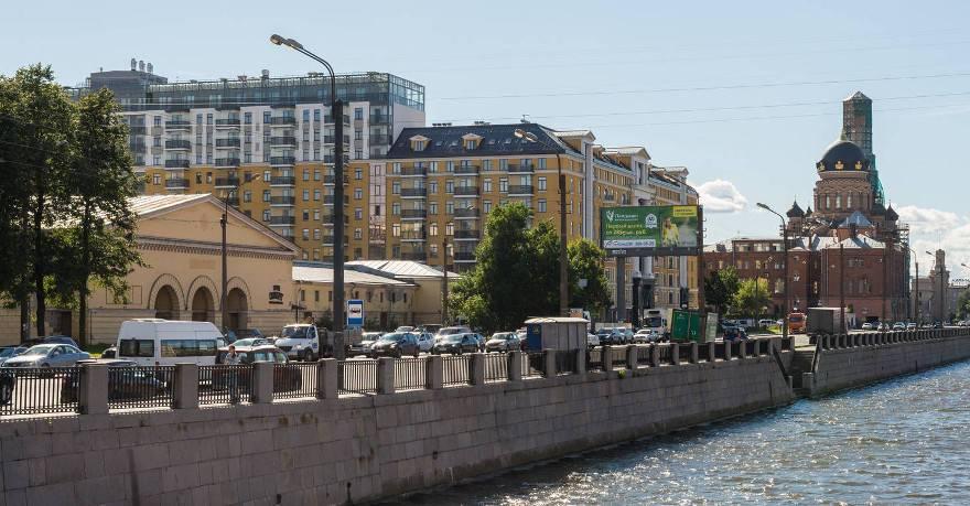 Новостройки у метро «Фрунзенская»: плоды реновации
