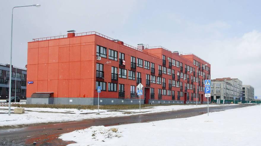Москва мартовская: новые новостройки из Северной столицы
