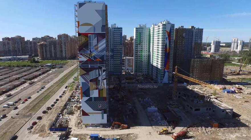Novostroy.su проверил жилой комплекс «Граффити»