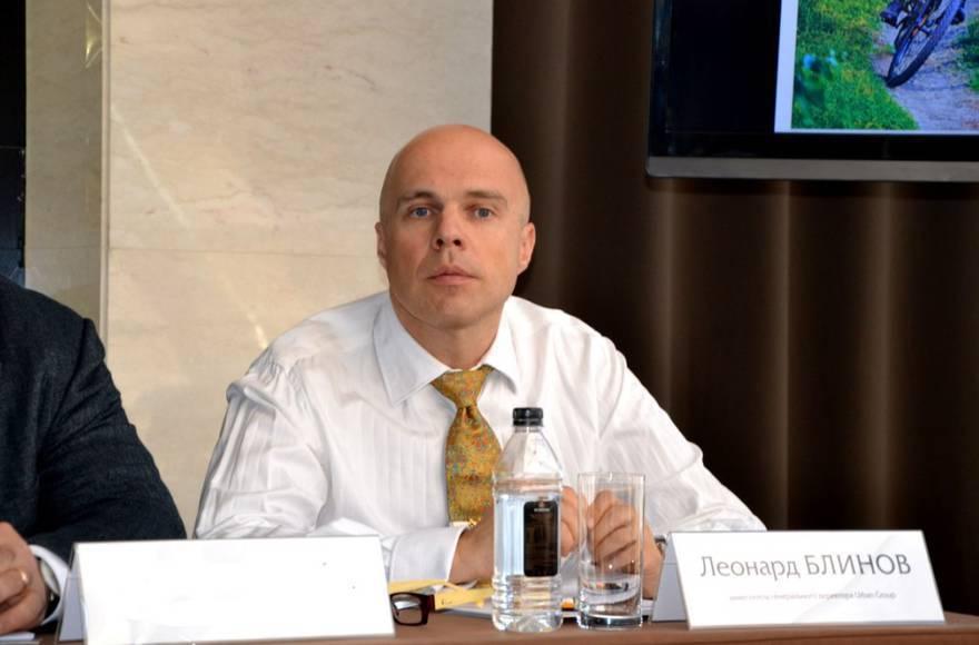 Леонард Блинов: «Таунхаусы будут пользоваться устойчивым спросом»