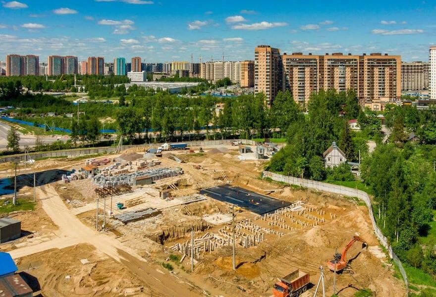 Жилой комплекс «Заречный парк»
