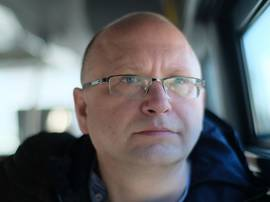 Олег Воронин. Журналист Novostroy.su