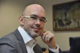 Возиянов Михаил Владимирович. ЮИТ Санкт-Петербург. Генеральный директор АО «ЮИТ Санкт-Петербург»