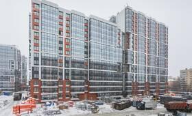 ЖК «Стрижи в Невском»: ход строительства корпус 1
