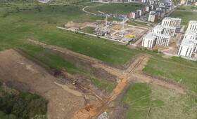 КП «Пушкинские дачи»: ход строительства
