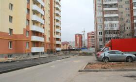 ЖК на ул Спартака, 9 (08.11.2013 г.)