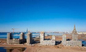 ЖК «Golden City»: ход строительства квартала №6