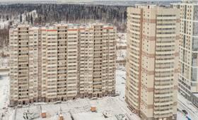 ЖК «На Заречной»: ход строительства (февраль 2021)
