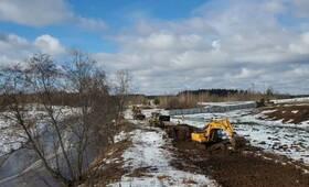 МЖК Gatchina Gardens: ход строительства