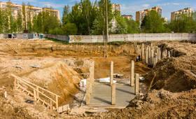 ЖК «Заречный парк»: ход строительства корпуса №1