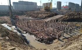 ЖК ID Murino II: ход строительства (апрель 2021)