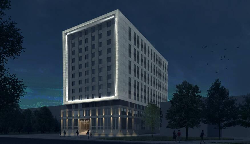 Апарт-отель «Avenue на Мужества»