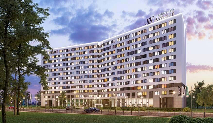 Апарт-отель «Kirovsky Avenir»