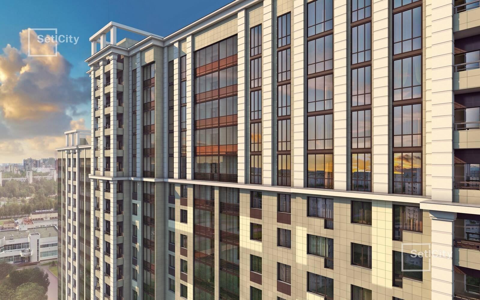Новостройки в Московском районе СПБ от 19 млн руб за квартиру