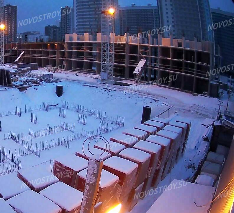 жк территория санкт петербург фото стройки
