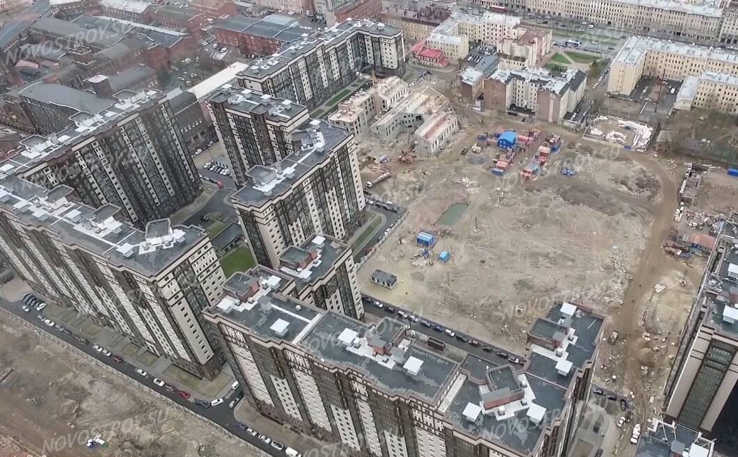 кому ленспецсму фото строительства жк московские ворота райском острове