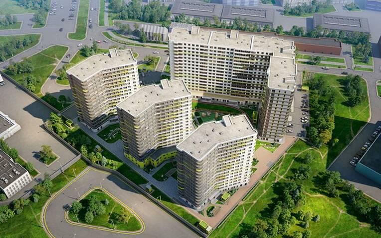 ЖК «Дом на Львовской»