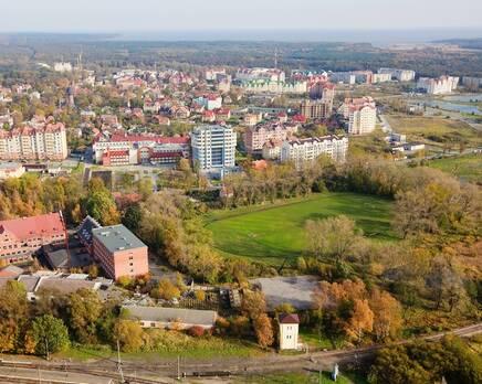 ЖК «Балтийский берег», Октябрь 2013