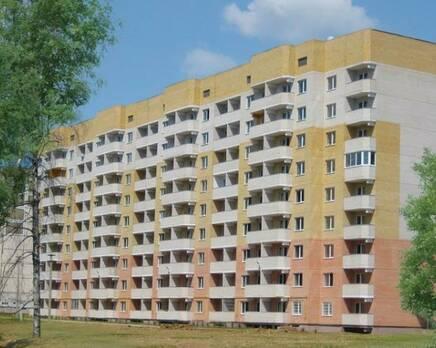 Жилой квартал «Северный-2», Октябрь 2013
