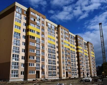 ЖК «на ул. Красной», Октябрь 2013