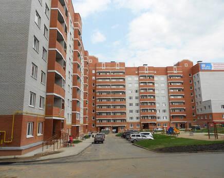 ЖК «Каскад», Октябрь 2013