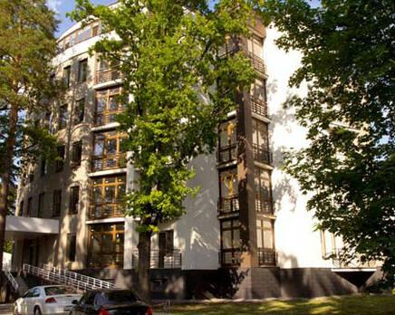 Дом на ул. Блохинцева, 12, Октябрь 2013
