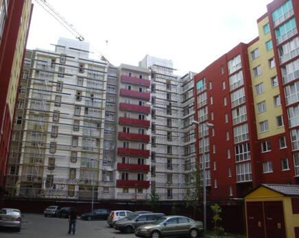 Жилой комплекс «Комфорт», Октябрь 2013