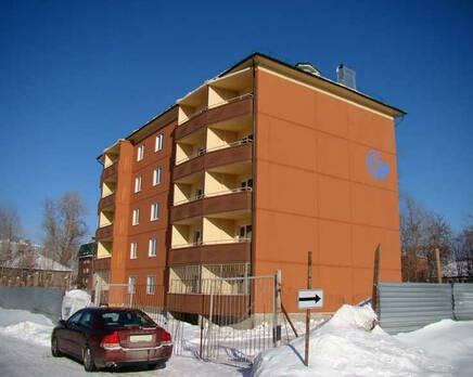 ЖК «Квартал на улице Бурденко», Январь 2014