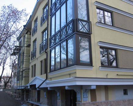 ЖК «Дом на улице Магазейная», Январь 2014