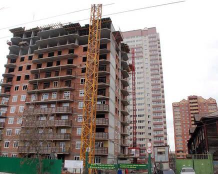 ЖК «на улице Романова, 60/1», Февраль 2014