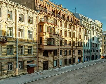 ЖК «Дворцовая слобода», Август 2014