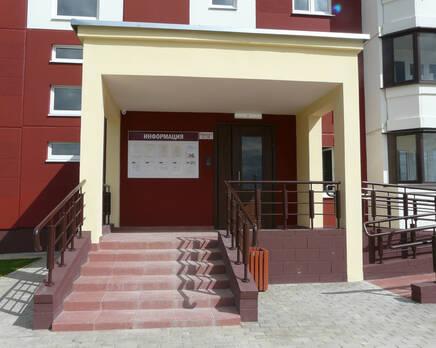 ЖК «Беларуский квартал», корпус 1, Март 2016