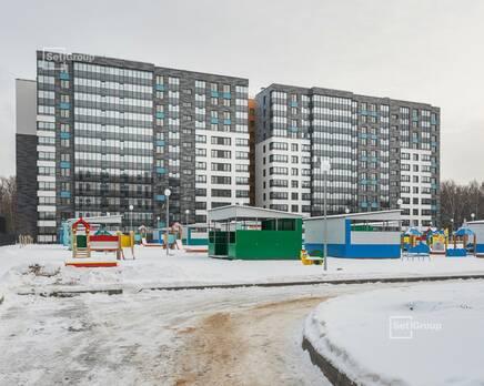 МФК «ArtLine в Приморском»: апартаменты 1, Февраль 2021