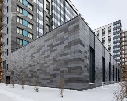 МФК «ArtLine в Приморском»: апартаменты 2, Февраль 2021